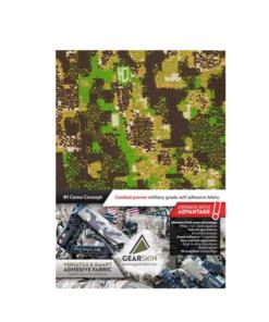 GEARSKIN - PENCOTT ® GREENZONE COMPACT (30X30CM)