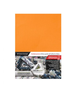 GEARSKIN - BRIGHT ORANGE COMPACT (30X30CM)