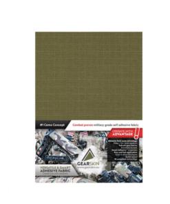 GEARSKIN - RANGER GREEN COMPACT (30X30CM) - IZREZ