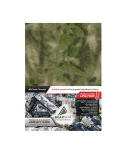GEARSKIN - A-TACS® FG REGULAR (60X30CM) - IZREZ