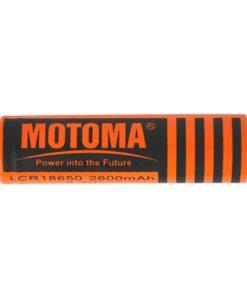 motoma 18650 baterija