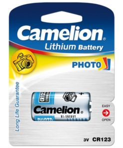 Camelion battery