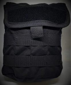 Spartac torba za mjehur, 1L, crna
