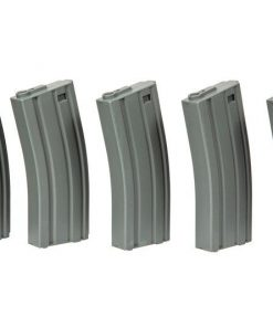 SPECNA ARMS SET OD 5 MID-CAP120 BB SPREMNIKA ZA M4/M16 REPLIKE
