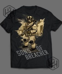 "Majica ""Sons of Breacher"""