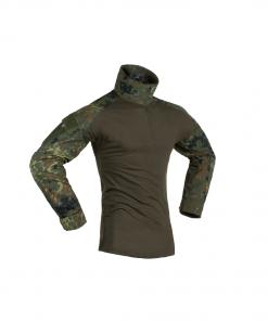 Flecktarn borbena majica invader gear
