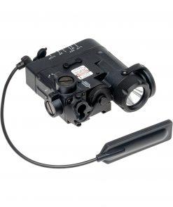 iluminator laser crni, zelena crvena WASND