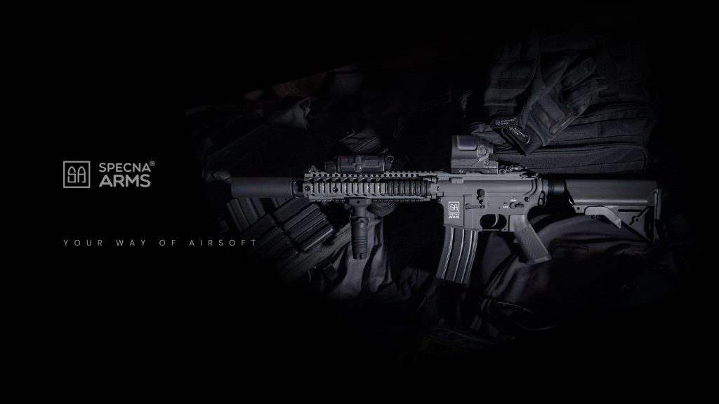 Specna Arms your way of airsoft
