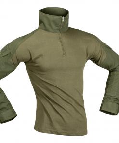 invader gear combat shirt OD zelena maijca