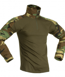 combat shirt woodland borbena majica invader gear