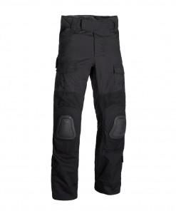 invader gear borbene hlače crne crno