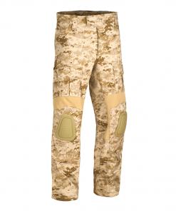 Marpat desert borbene hlače combat pants invader gear